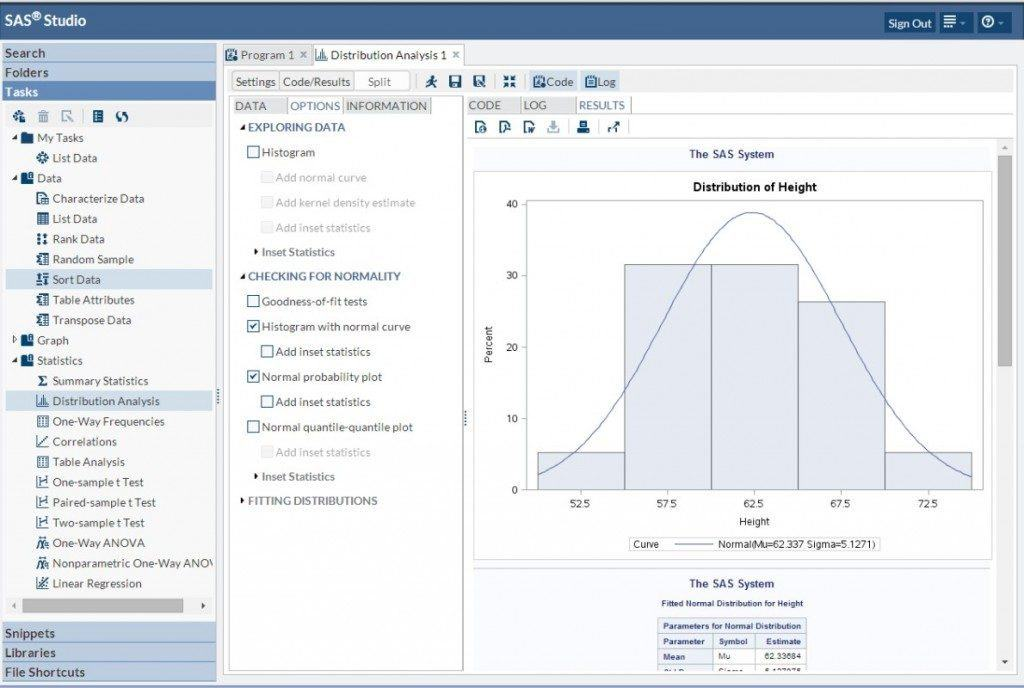 statistics software for mac free