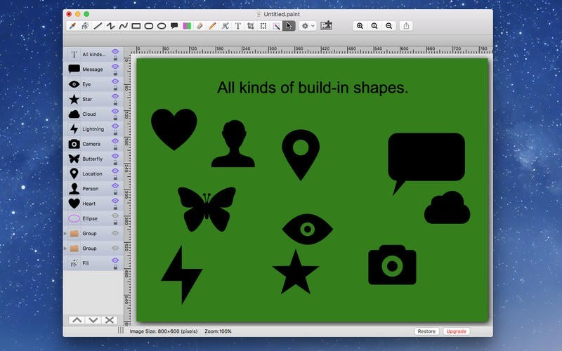 microsoft paint for mac - paint 2 free