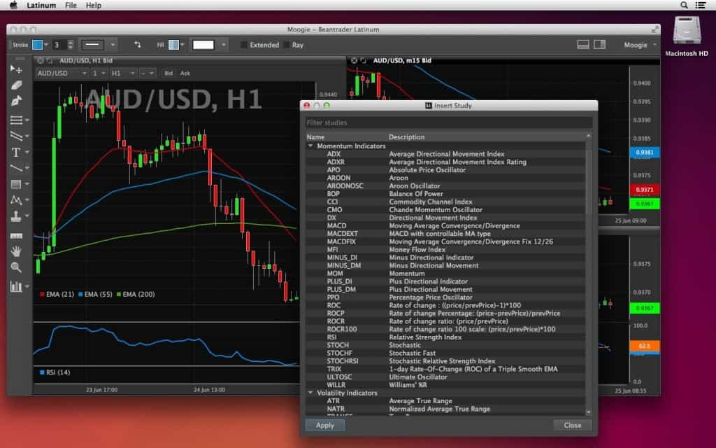 Best forex platform for mac forex trend