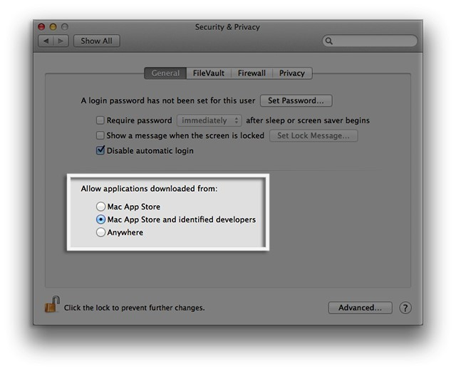 stock trading mac - gatekeeper settings mt4