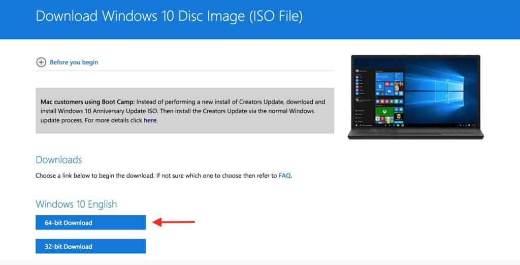 free download windows 10 latest version
