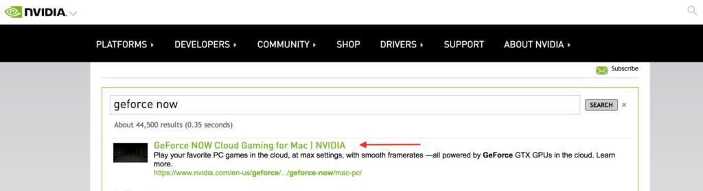 geforce now for mac review - geforce now