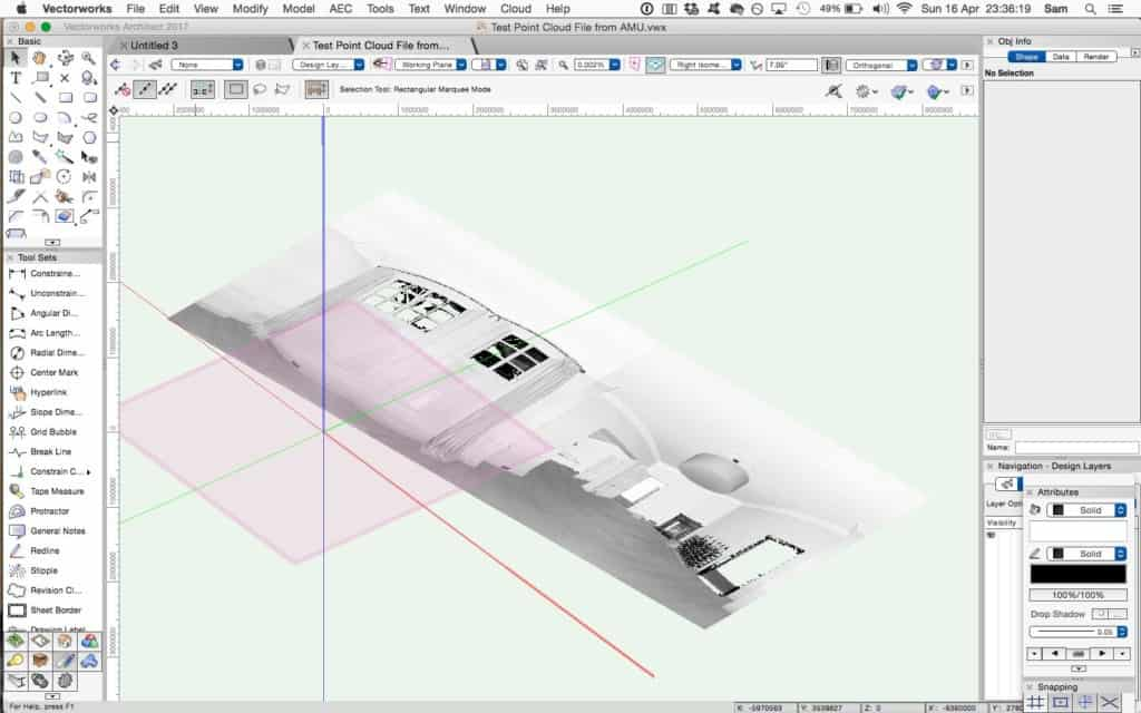 best cad application for mac - vectorworks