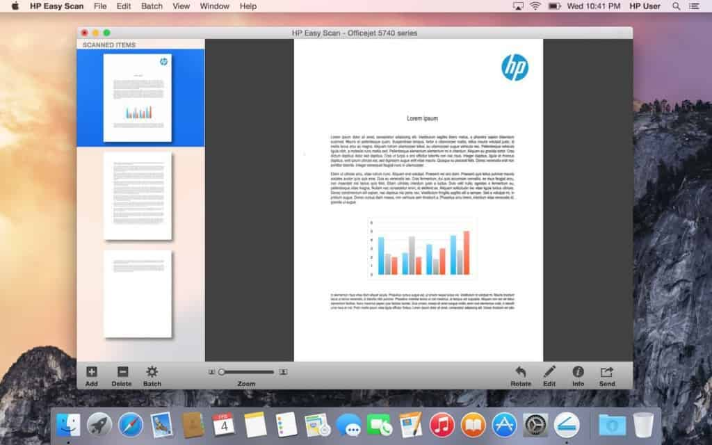 best free ocr software for mac - hp document scanner